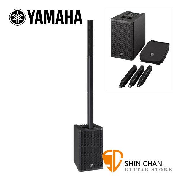 山葉 Yamaha Stagepas 1K 可攜式PA系統 / 音柱喇叭 街頭藝人音箱/音響 台灣公司貨 附贈Stagepas 1K專用袋