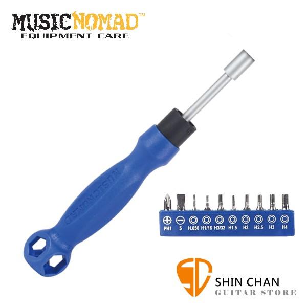 美國 MusicNomad MN228 多功能章魚起子/17合1【電吉他、電貝斯、效果器適用/MN-228】