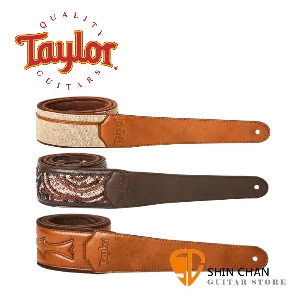 Taylor Vegan Leather 皮革背帶 適用民謠吉他/電吉他/電貝斯【型號:TV250-01/TV225-05/TV250-07】