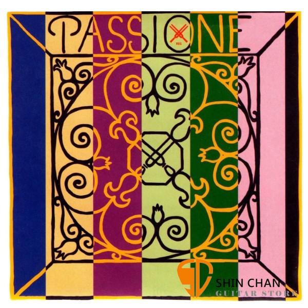 德國 Pirastro Passione(solo) 小提琴套弦 4/4 專用【羊腸弦】