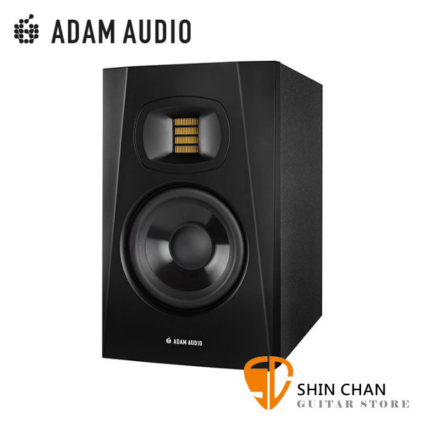 Adam T5V 主動式監聽喇叭 5吋 / 單一顆 台灣公司貨保固 Adam Audio 德國品牌