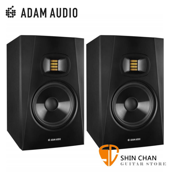 Adam T7V 主動式監聽喇叭 7吋 / 一對 二顆 台灣公司貨保固 Adam Audio 德國品牌