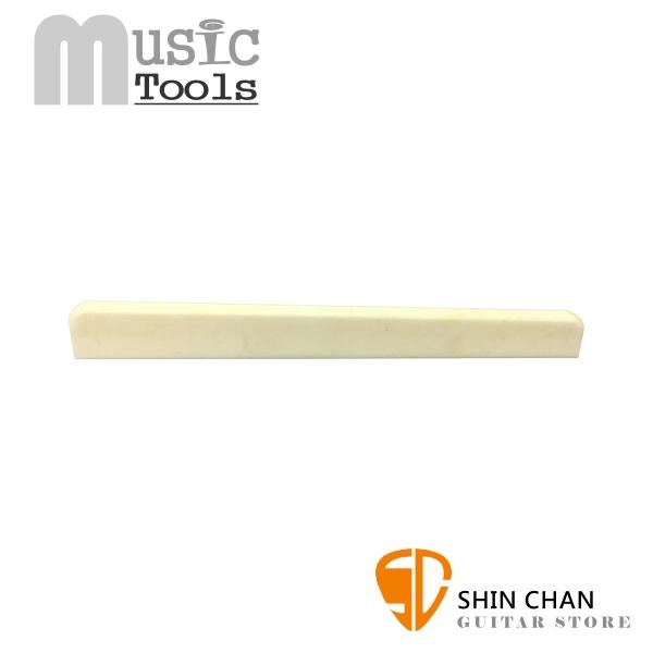 古典吉他/尼龍吉他 專用下弦枕 牛骨製【8 x 1~0.8 x 0.29 cm】