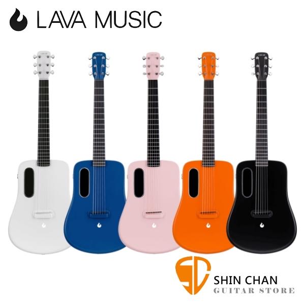 LAVA MUSIC 拿火 ME2 36吋 可插電 碳纖維吉他 頂規加震款 全新 L2 拾音器 搭載 FreeBoost 技術 附原廠Ideal Bag 2輕便琴盒 原廠公司貨 LAVA ME 2