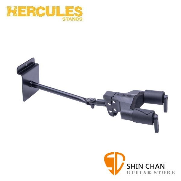 海克力斯 Hercules GSP40SB PLUS 吉他架 單支溝槽板 / 加長型吉他架 吊臂加長溝槽板吉他掛架 Hercules Stand 台灣公司貨
