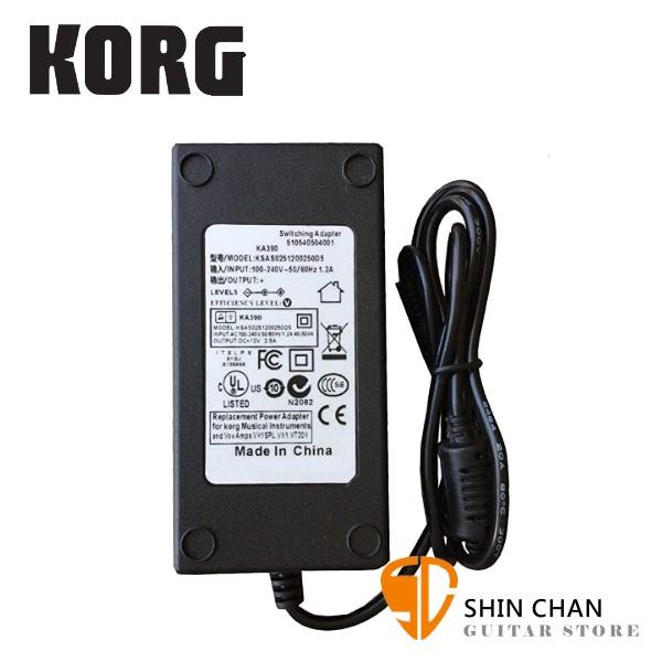 Korg Ka390 鍵盤-Krome専用變壓器 【原廠公司貨/Ka-390】