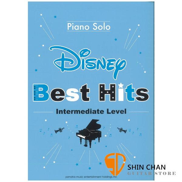 迪士尼鋼琴獨奏暢銷曲中階版