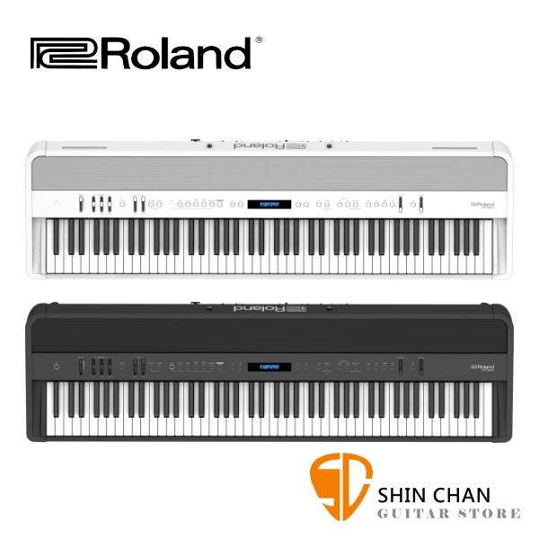 Roland FP-90X 樂蘭 88鍵 數位電鋼琴 附中文說明書、另附琴椅 支援藍芽連線【FP90X】