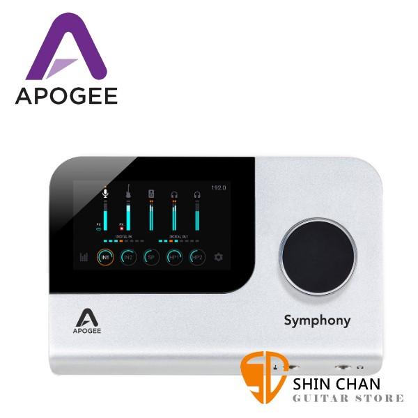 Apogee Symphony Desktop 旗艦級錄音介面【原廠公司貨保固】
