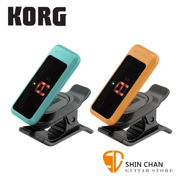 Korg PC-0 夾式調音器 Clip-On 吉他/貝斯/烏克麗麗/樂器皆可使用/全音域 A=440Hz PC0原廠公司貨