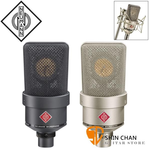 德國 紐曼 Neumann TLM 103 Studio Set 電容式麥克風 心形指向 適用錄音室人聲 附防震架 TLM-103 台灣公司貨保固