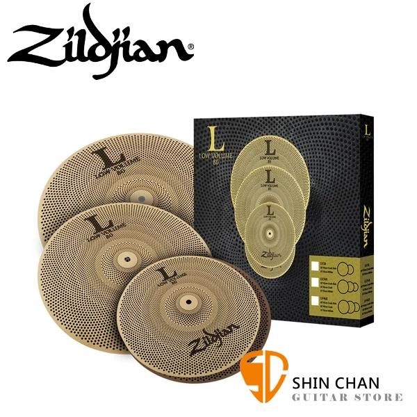 Zildjian L80 Low Volume LV468 靜音銅鈸 4片組