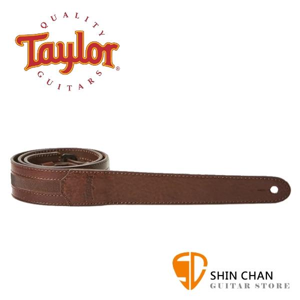 Taylor Slim Leather 皮革背帶 適用民謠吉他/電吉他/電貝斯【型號:TL150-05】