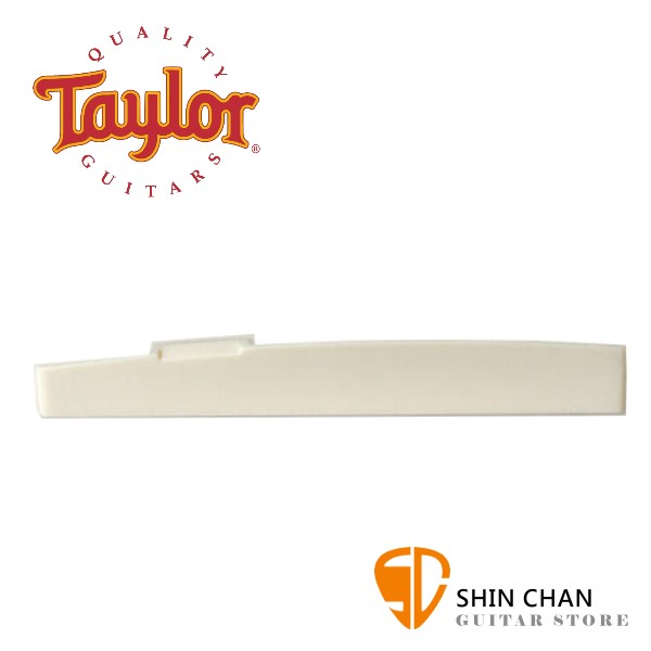 Taylor 人造象牙民謠吉他下弦枕 型號: 80601 LH【Taylor吉他原廠/Acoustic Saddle/左手琴適用】