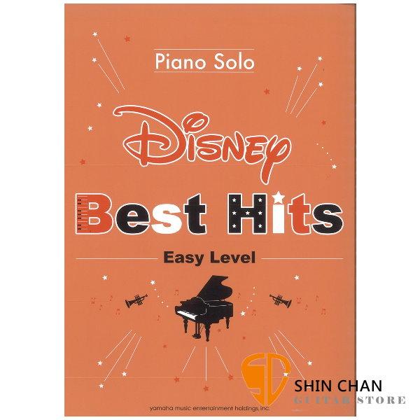 迪士尼鋼琴獨奏暢銷曲簡易版