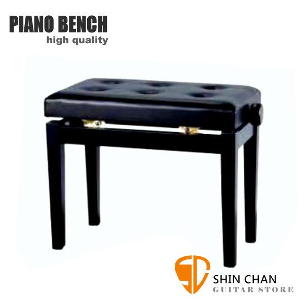 PIANO BENCH 黑色鋼琴椅 PJ009 可調整高度鋼琴椅/電鋼琴椅/電子琴椅/piano琴椅/Keyboard椅