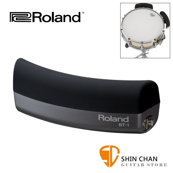 Roland 樂蘭 BT-1 弧形拾音打擊板【可以演奏V-Drums音源機或SPD系列打擊板的聲音】BT1