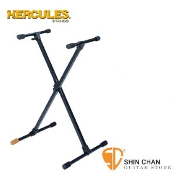 樂器行 ► HERCULES KS118B 單X型鍵盤架【KS-118B】