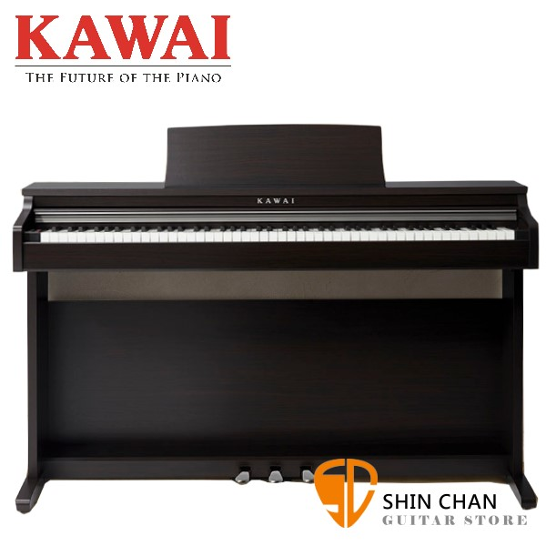 KAWAI KDP-110 88鍵電鋼琴 玫瑰木色 可攜式河合數位鋼琴 KDP110【附琴椅/原廠公司貨一年保固】
