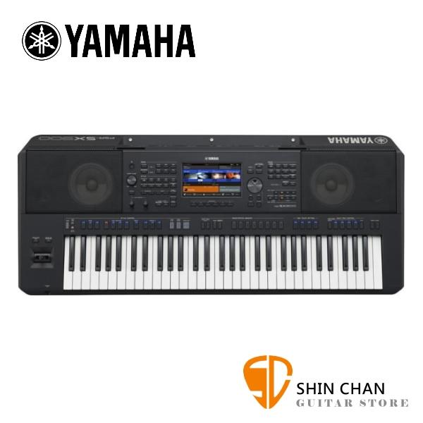 【預購約六個月到貨】YAMAHA 山葉 PSR-SX900 61鍵電子琴 附原廠琴袋 高階數位工作站音質 原廠公司貨 一年保固