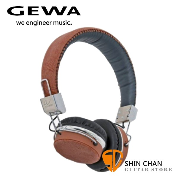 Gewa Alpha Audio HP five 高品質耳機【型號:170940】
