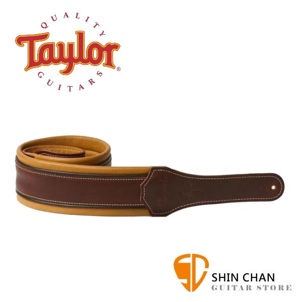 Taylor Ascension Leather 皮革背帶 適用民謠吉他/電吉他/電貝斯【型號:9250-04】