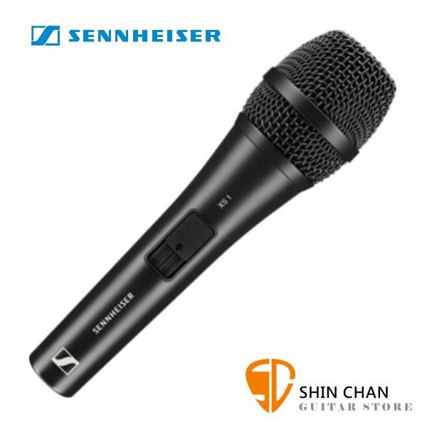 德國聲海 SENNHEISER XS1 歌唱專用麥克風【森海塞爾/XS-1】