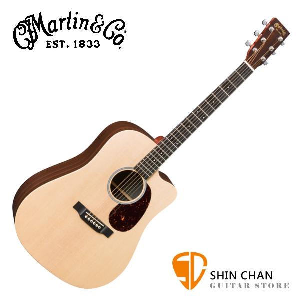 Martin DCX1RAE 可插電切角 單板民謠吉他 桶身:D桶身 原廠公司貨【DCX-1RAE】