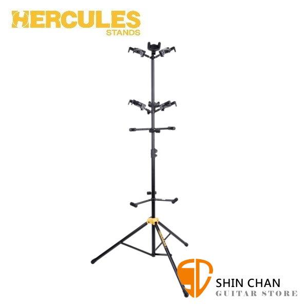 海克力斯吉他架 Hercules GS526B PLUS 六支型吉他架 / 吉他展示架 Hercules Stand 台灣公司貨