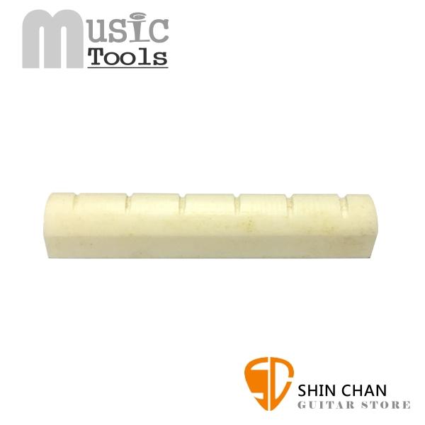 古典吉他/尼龍吉他 專用上弦枕 牛骨製【5.2 x 0.9 x 0.6 cm】P-105