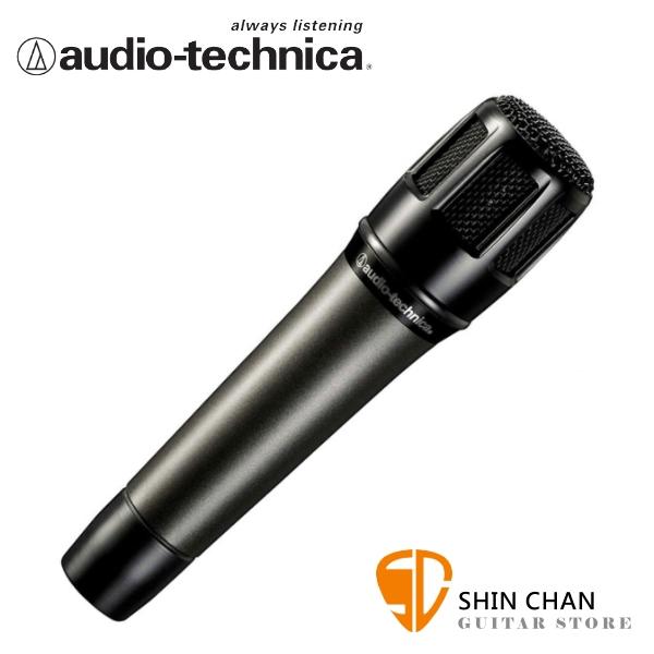 鐵三角 ATM650 動圈式麥克風 超心形指向 Audio-technica【ATM-650】