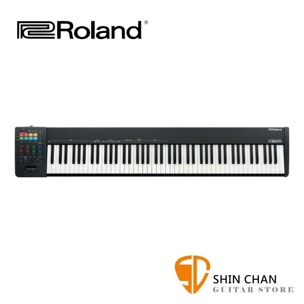 Roland 樂蘭 A-88MKII 88鍵 MIDI控制鍵盤 介面USB 2.0【A88MKII】