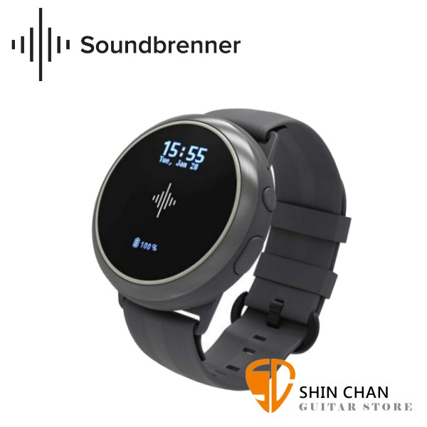 SoundBrenner SBEM Core 振動節拍器/節奏智慧手錶【原廠公司貨保固/SBEM-Core】