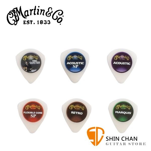 Martin 限量彈片 Pick【厚度:0.71mm/不挑色】