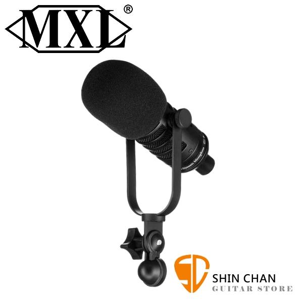 美國品牌 MXL BCD-1 廣播/直播用 動圈式麥克風【人聲用麥克風】