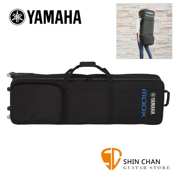 YAMAHA 山葉 SC-MODX8 攜行袋 附輪【YAMAHA MODX8專用琴袋】