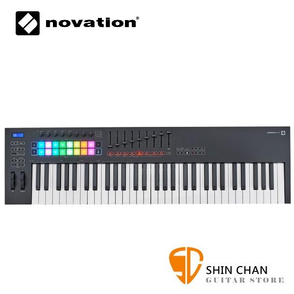 Novation LaunchKey 61 MK3 MIDI 控制鍵盤/主控鍵盤 原廠公司貨保固