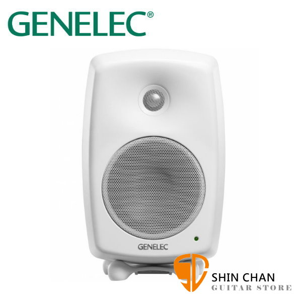 Genelec 8030C 主動式監聽喇叭 白色 / 一顆 單顆 台灣公司貨 芬蘭製造 5吋單體 錄音室專業監聽 五年保固 GENELEC 8030 白
