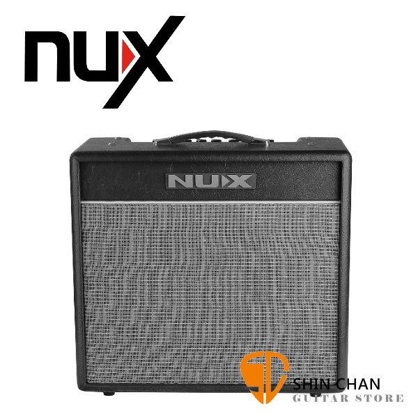 Nux Mighty 40BT 電吉他藍牙音箱【原廠公司貨一年保固/Mighty-40BT】