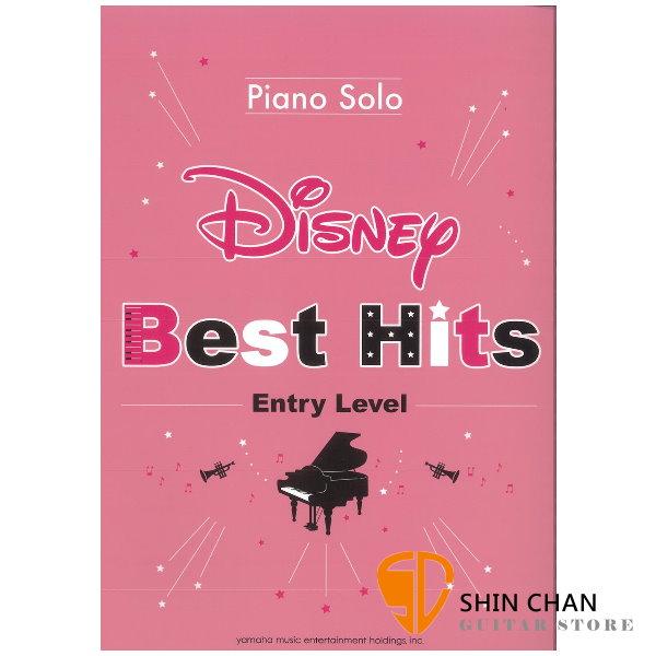 迪士尼鋼琴獨奏暢銷曲入門版