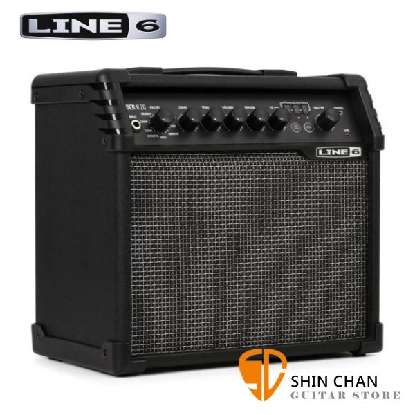 Line6 Spider V 20 20瓦 電吉他專用音箱 原廠公司貨 一年保固