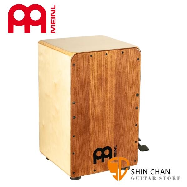 德國品牌 MEINL SCP100AWA 木箱鼓 CAJON 美國白木 內建響線:可調式小鼓響線【Snarecraft Professional Series Cajon】