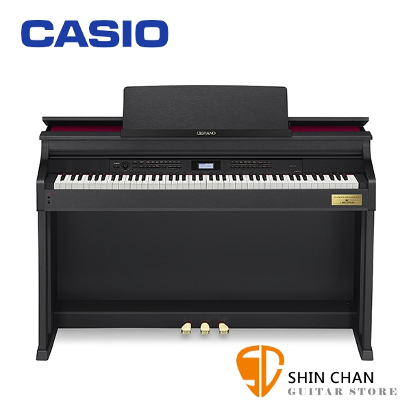 Casio 卡西歐 AP-710 88鍵 滑蓋式 數位鋼琴/電鋼琴 另贈好禮【AP710】