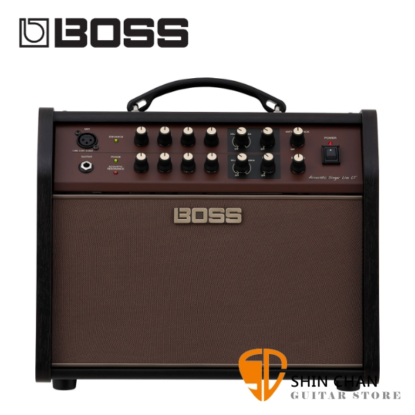 BOSS 樂蘭 ACS-LIVE LT 60瓦 木吉他專用彈唱音箱 可接麥克風 木吉他音箱/原廠公司貨一年保固【Roland】