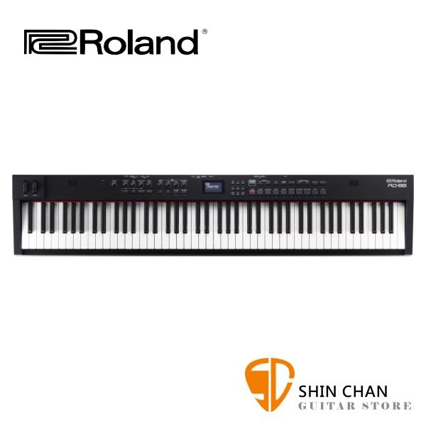 Roland RD-88 88鍵 專業舞台型 合成器/電鋼琴/數位鋼琴 原廠公司貨一年保固【RD88】