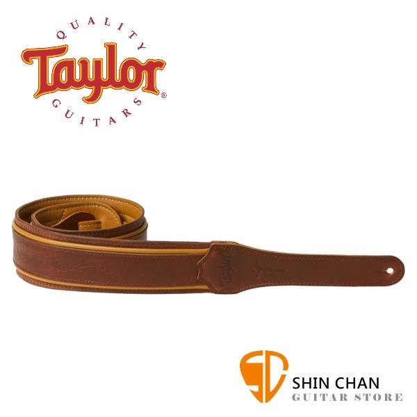 Taylor Nouveau 皮革背帶 適用民謠吉他/電吉他/電貝斯【型號:P250-03】