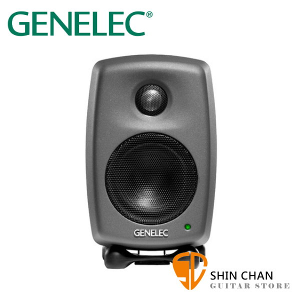Genelec 8010A 主動式監聽喇叭 / 一顆 單顆 台灣公司貨 芬蘭製造 3吋單體 錄音室專業監聽 五年保固 GENELEC 8010 A