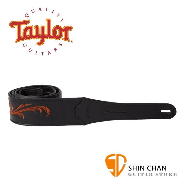 Taylor Nouveau 皮革背帶 適用民謠吉他/電吉他/電貝斯【型號:P250-06】