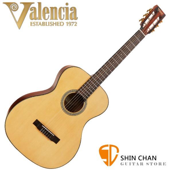 Valencia 瓦倫西亞 VA-434 39吋 古典吉他/尼龍吉他【另贈配件/VA434】