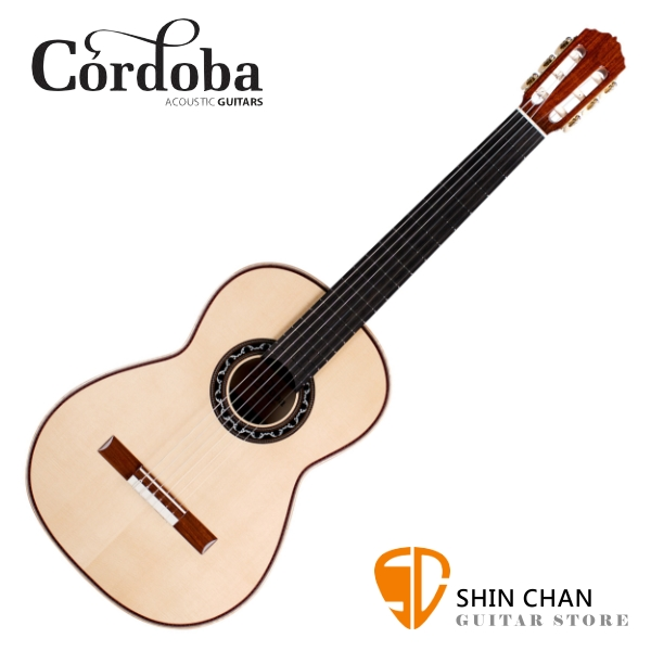 Cordoba 美國品牌 Esteso SP 全單板古典吉他 附硬盒【面板:單板雲杉木/側背板:單板波麗維亞玫瑰木】